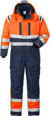 High Vis Airtech® Winteroverall Kl. 3 8015 GTT 1 Fristads Small