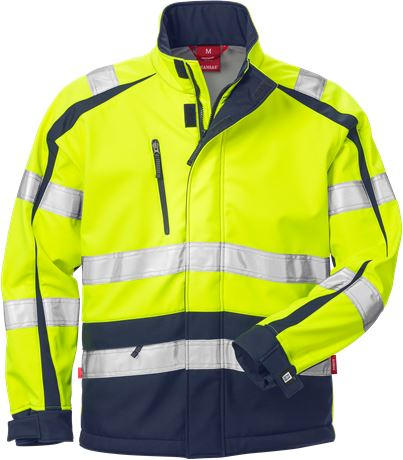High vis WINDSTOPPER® jacket cl 3 744 GWG 1 Kansas  Large