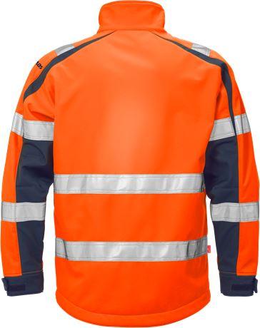Hi Vis Windstopper® jakke kl.3 744 2 Fristads  Large