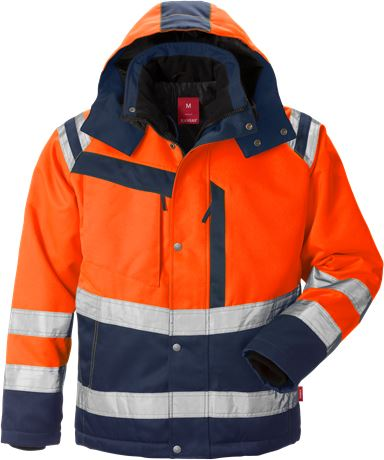 High vis winter jacket cl 3 4043 PP 1 Kansas  Large