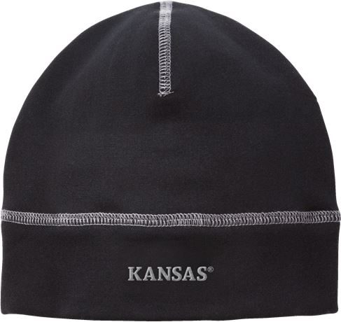 Stretch fleece beanie 9101 STF 1 Kansas  Large