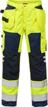 High Vis Handwerkerhose Kl. 2 2025 PLU 1 Kansas Small