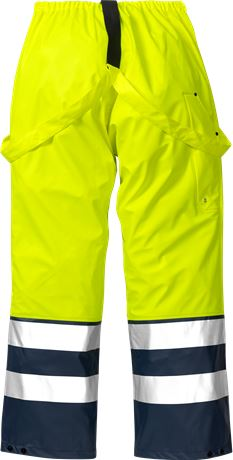 High vis rain trousers class 2 2625 RS 3 Fristads  Large