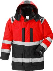 High vis Airtech® 3-in-1 parka class 3 4036 GTT Fristads Medium