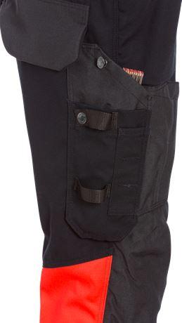 Hi Vis Gen Y håndværker bukser kl.1 2127 3 Fristads  Large