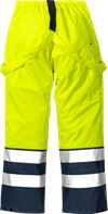High vis rain trousers class 2 2625 RS 3 Fristads Small