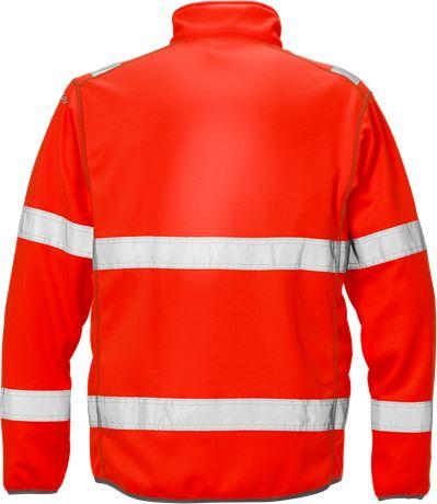 Hi Vis softshell jakke kl.3 4840 2 Fristads  Large