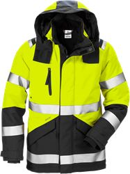 High vis GORE-TEX shell jacket class 3 4988 GXB Fristads Medium