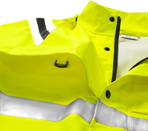 High vis rain jacket class 3 4624 RS 3 Fristads  Large