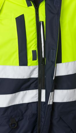 High vis Airtech® winter coverall class 3 8015 GTT 3 Fristads  Large