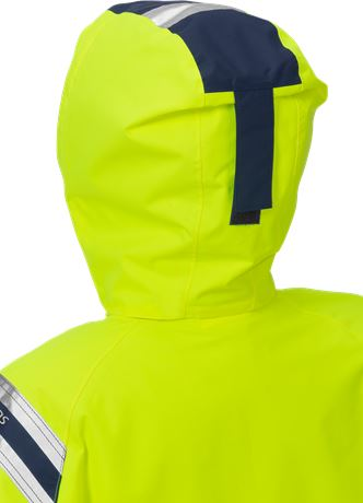 High vis Airtech® winter jacket class 3 4035 GTT 5 Fristads  Large
