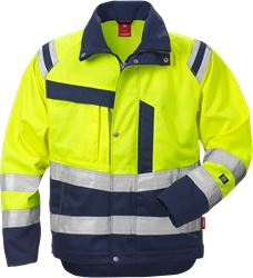 High Vis Jacke Kl. 3 4026 PLU Kansas Medium