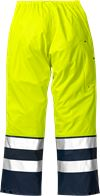 High vis rain trousers class 2 2625 RS 4 Fristads Small