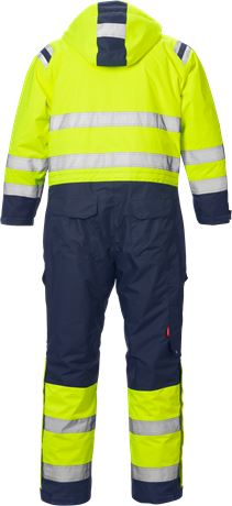 High vis Airtech® winter coverall cl 3 8015 GTT 2 Kansas  Large