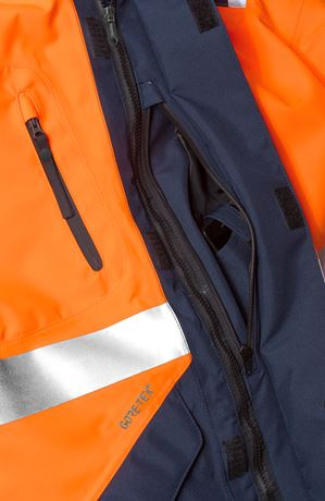 High vis GORE-TEX shell jacket class 3 4988 GXB 4 Fristads  Large