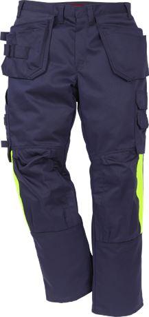 Flame craftsman trousers 2030 FLAM 1 Kansas  Large