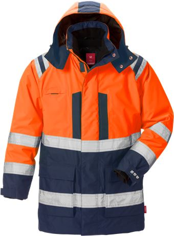 High vis Airtech® 3in1 parka cl 3 4036 GTT 1 Kansas  Large