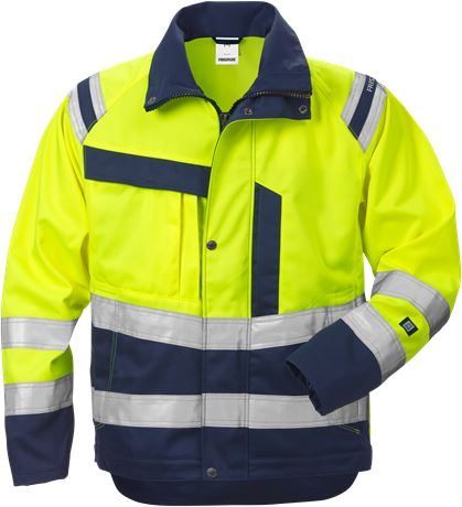 High vis jacket class 3 4026 PLU 1 Fristads  Large