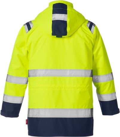 High Vis Airtech® 3in1 Parka Kl. 3 4036 GTT 3 Kansas  Large
