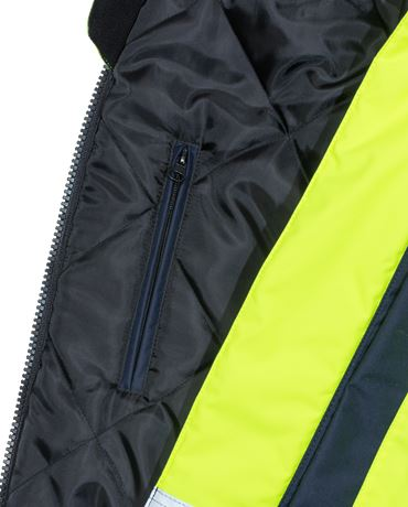High vis Airtech® winter jacket class 3 4035 GTT 3 Fristads  Large