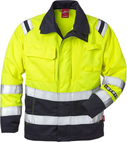 Flamestat High Vis Jacke Kl. 3 4175 ATHS 1 Kansas  Large