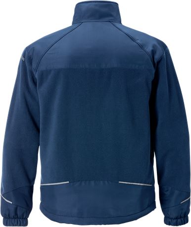 Windproof fleece jacket 4411 FLE 2 Fristads  Large