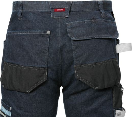 Gen Y craftsman denim trousers, Flexforce 3 Kansas  Large