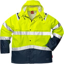 High vis rain jacket cl 3 4624 RS Fristads Medium