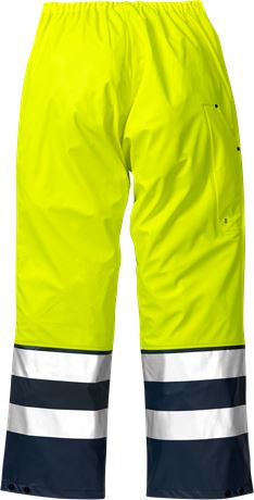 High vis rain trousers class 2 2625 RS 4 Fristads  Large