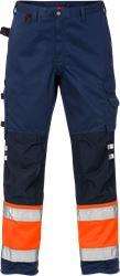 High vis trousers cl 1 2032 PLU Kansas Medium