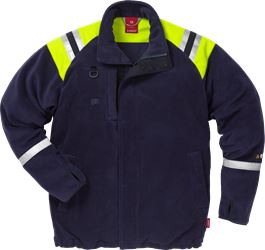 Flamestat fleece jakke 4073 Kansas Medium