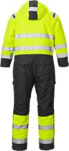 High vis Airtech® winter coverall class 3 8015 GTT 2 Fristads Small