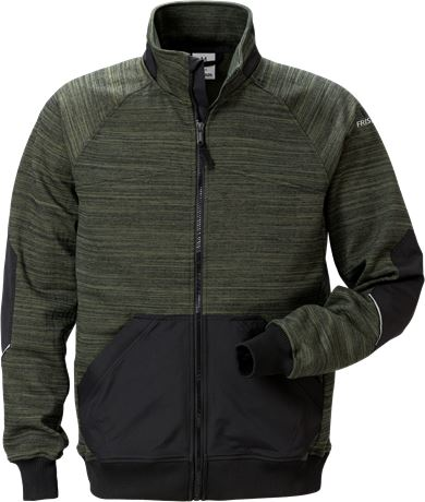 Sweat jacket 7052 SMP 1 Fristads  Large