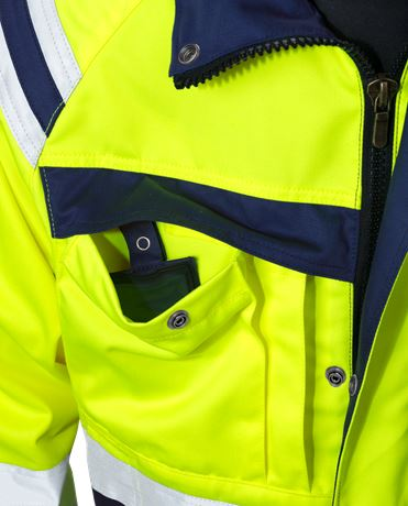 High vis jacket class 3 4026 PLU 3 Fristads  Large