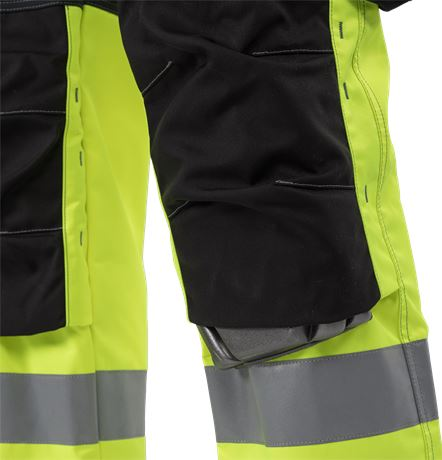 Housut HiVis 3.0 Stretch 6 Leijona  Large