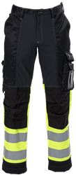 Ladies Trousers Stretch HiVis 3.0 Leijona Medium