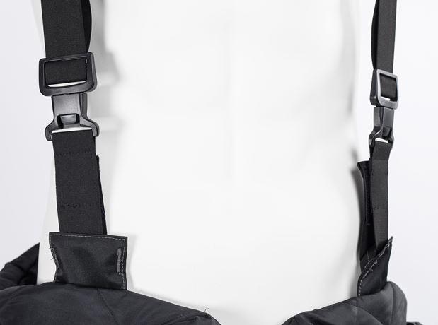Suspenders with Velcro 2 Leijona  Large