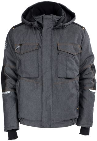 Winter Jacket FleX Denim  1 Leijona  Large