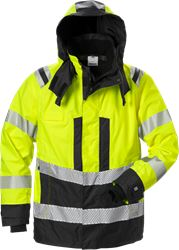 High vis Airtech® shell jacket class 3 4515 GTT Fristads Medium