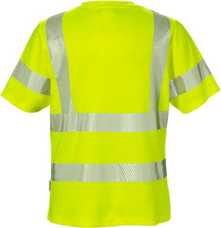 High Vis Damen-T-Shirt, Kl. 2 7458 THV 2 Fristads  Large