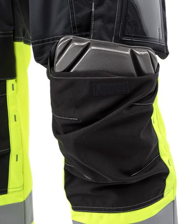 Tool Pocket Trousers Stretch HiVis 3.0 7 Leijona  Large