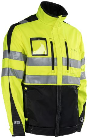 Jacket HiVis 3.0 3 Leijona  Large