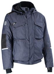 Winter Jacket FleX Denim  Leijona Medium