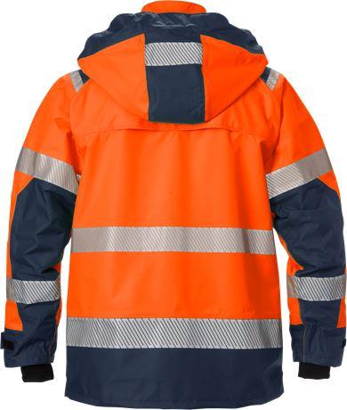 High vis Airtech® shell jacket class 3 4515 GTT 2 Fristads  Large