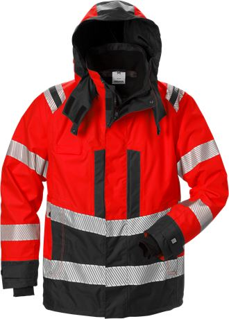 High vis Airtech® shell jacket class 3 4515 GTT 1 Fristads  Large