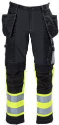 Tool Pocket Trousers HiVis 3.0 Stretch Leijona Medium