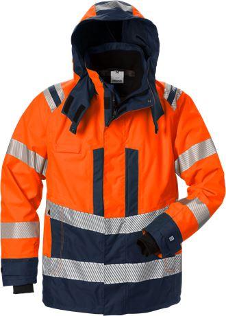 High vis Airtech® shell jacket class 3 4515 GTT 1 Fristads  Large