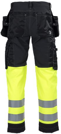 Tool Pocket Trousers Stretch HiVis 3.0 2 Leijona  Large