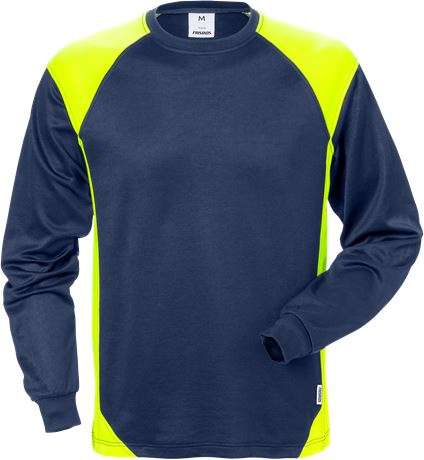 Long sleeve t-shirt 7071 THV 1 Fristads  Large