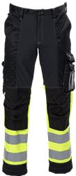 Housut HiVis 3.0 Stretch Leijona Medium